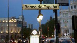 Imatge d'arxiu del banc d'espanya