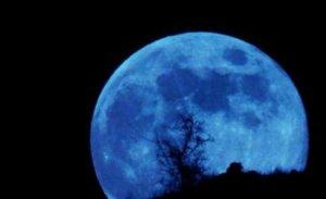 La superlluna blava serà visible aquest dimarts a la Península Ibèrica.