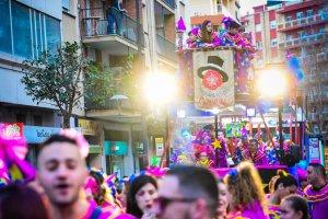El Carnaval és el protagonista durant el cap de setmana a Reus també.