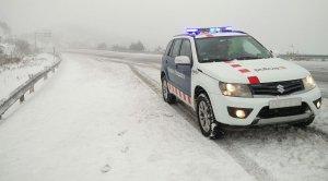 Els Mossos d'Esquadra es queixen que passen fred amb els seus uniformes actuals.