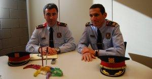 Ramon Chacón, a l'esquerra, en una imatge d'arxiu de l'any 2011.