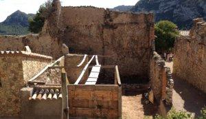 Castelló, poble abandonat que compta amb un ambiciós projecte de recuperació