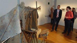 El Museu de la Vida Rural de l'Espluga de Francolí acull una exposició que versa sobre els refugiats climàtics.