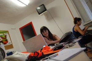 Imatge de la redacció del Prat de la Riba, a Reus.