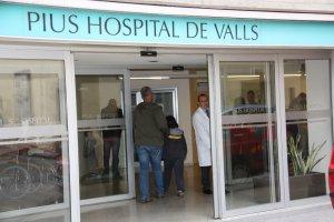 La CGT creu que no s'optimitzen prou els recursos a l'hospital de Valls.