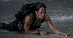 Tomb Raider torna a les pantalles de cinema encarnada per l'actriu Alicia Vikander