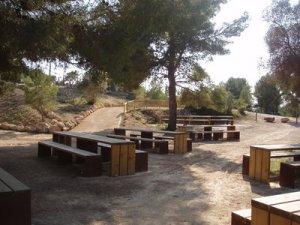 Zona de Pícnic del Parc del Llorito