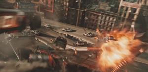 Els efectes especials de la pel·lícula són dels més espectaculars mai vistos fins al moment