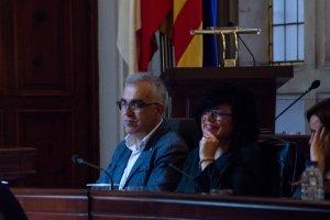 Andreu Martí i Ana Isabel Martínez del PSC Reus
