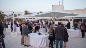 El sopar inaugural va tenir lloc al Club Nàutic de Salou.