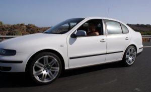 Imatge d'arxiu del model de cotxe detectat pels Mossos d'Esquadra a Port Aventura.