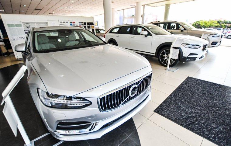 A Diselauto Tarraco trobareu tota la gamma de Volvo exposada.