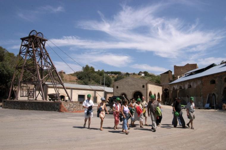 Descobrir les Mines de Bellmunt del Priorat és una experiència única.