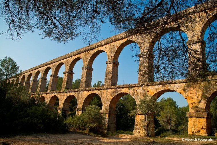 El Pont del Diable és un patrimoni espectacular del nostre territori.