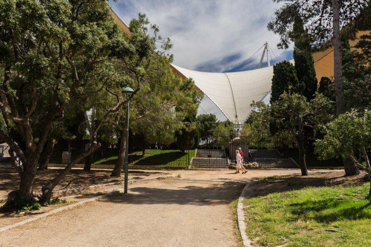 Jardins del Camp de Mart de Tarragona