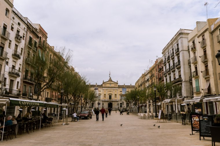 Plaça de la Font Tarragona