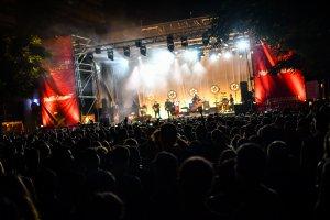 El concert va comptar amb molt públic.