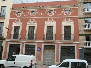 La 'Casa Rosa' del Pedrol Rius a Reus
