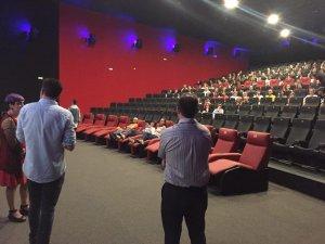 Presentació de la pel·lícula al públic tarragoní