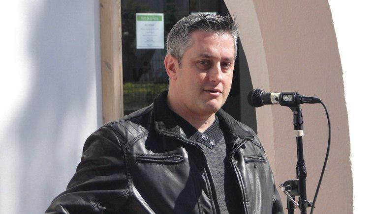 Ramon Ferré en una imatge d'arxiu