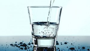 Alkaline water is beneficial as an antacid and antioxidant.