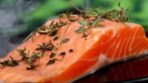 Fish collagen comes from sources of vital proteins like salmon.