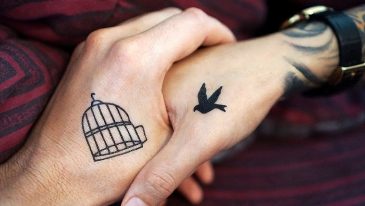 Couple Tattoo Ideas And Meaning