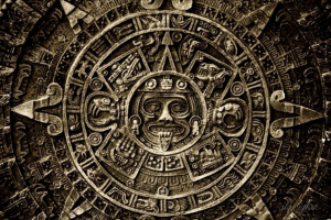Mayan and Aztec shamans were influential figures in and around Mexico