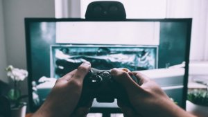 We review the history of video games, the benefits of playing games, and the problem of addiction.