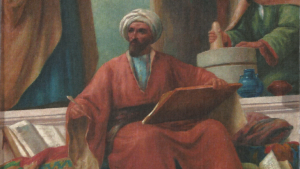 Avicenna (Ibn Sina) is the author of The Canon of Medicine.