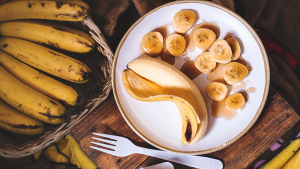 Bananas and avocado are two important entries on the list of foods high in potassium