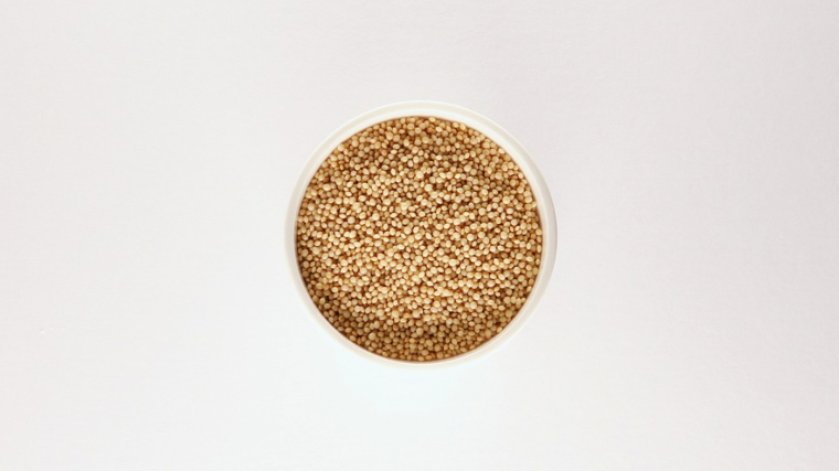 Amaranth is a gluten-free grain.
