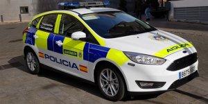 Imagen de archivo de un vehículo de la Policía Municipal de Alcorcón.