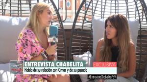 Isa Pantoja concede una entrevista a 'El programa del verano' de Telecinco y habla de Omar Montes.