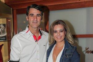 Jesulín de Ubrique y María José Campanario en su reaparición en Cuenca