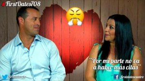 Paco y Carmen en 'First Dates'