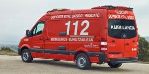 Ambulancia de Navarra