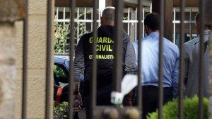 Imagen de archivo de un agente de criminalística de la Guardia Civil.