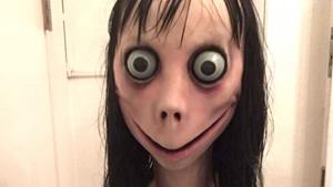 Usuario viral 'Momo'