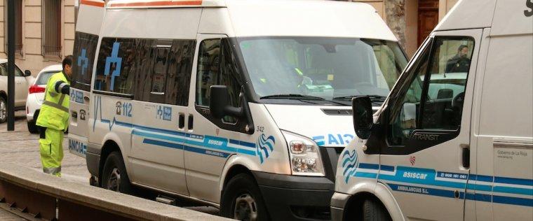 En un breve intervalo de tiempo las asistencias tuvieron que atender a tres heridos por accidentes de tráfico