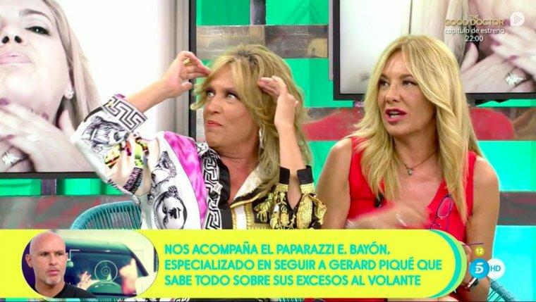 Lydia hizo un comentario que no le gustó mucho a las hijas de María Teresa Campos.