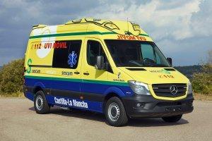 Ambulancia de Castilla-La Mancha