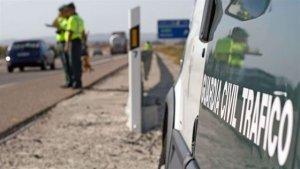 El accidente tuvo lugar en la A-7 en Málaga