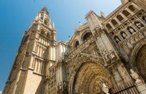 Imagen de archivo de la Catedral de Toledo
