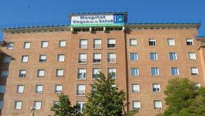 Imagen de archivo del hospital público Virgen de la Salud de Toledo.