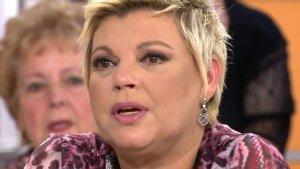 Terelu Campos se derrumba en 'Sálvame' al anunciar su doble mastectomía