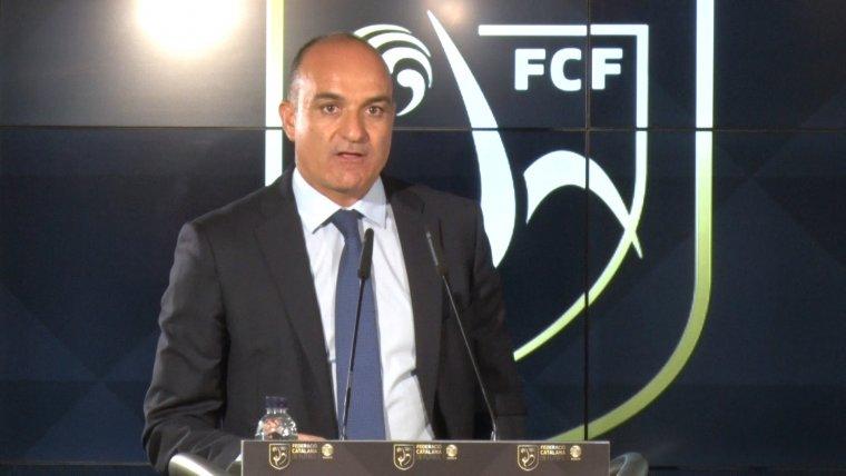 Andreu Subies, expresidente de la FCF, detenido por la Guardia Civil