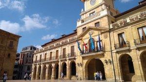 Imagen de archivo del Ayuntamiento de Oviedo.