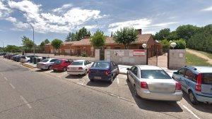 Imagen de la escuela infantil pública 'El cochecito Leré', en Fuenlabrada, a donde asisten los niños con diagnóstico de salmonelosis.