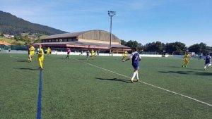 Imagen del Club Deportivo Villa de Pravia, Asturias.